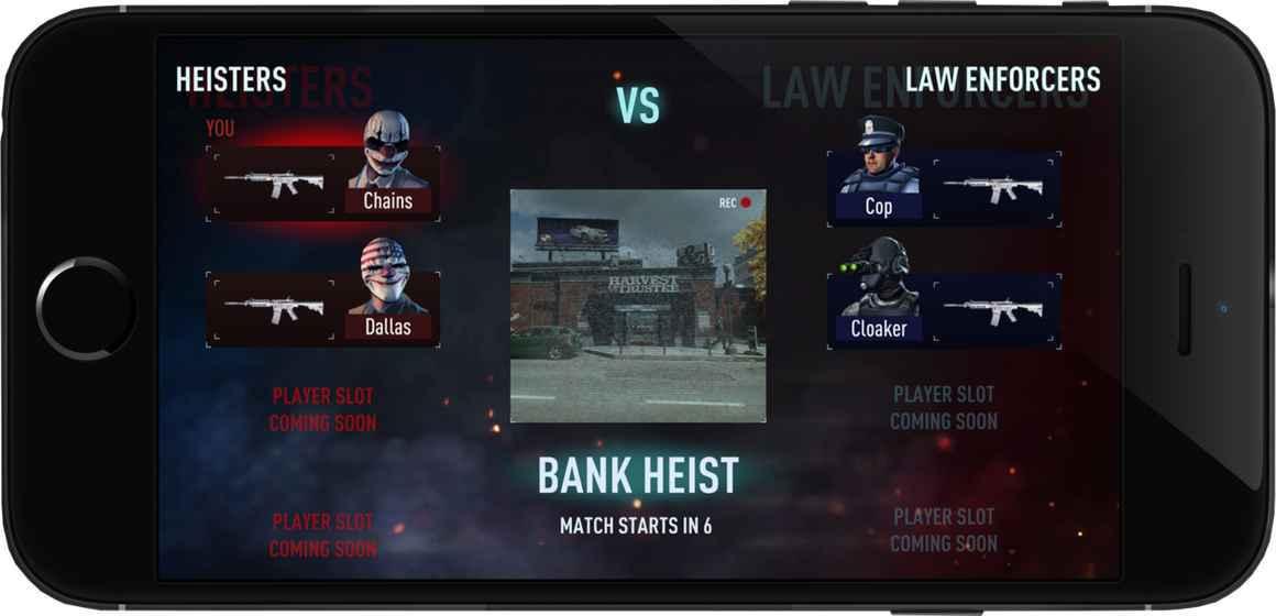 payday crime war中文版收获日犯罪战争游戏下载 121下载站