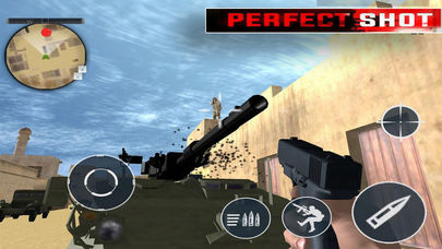 ArmyCivilWarFPSGunShoote游戏图1