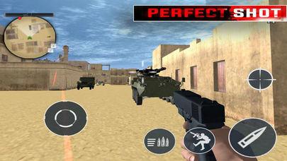ArmyCivilWarFPSGunShoote游戏图3