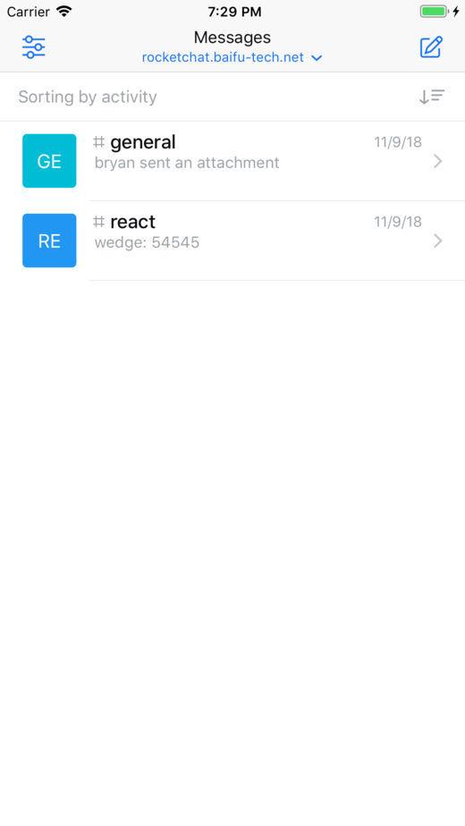 百福聊聊app官方版截图