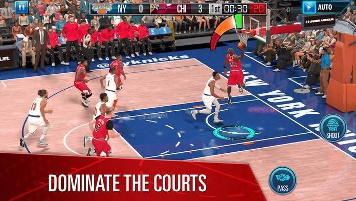 NBA2K20图3