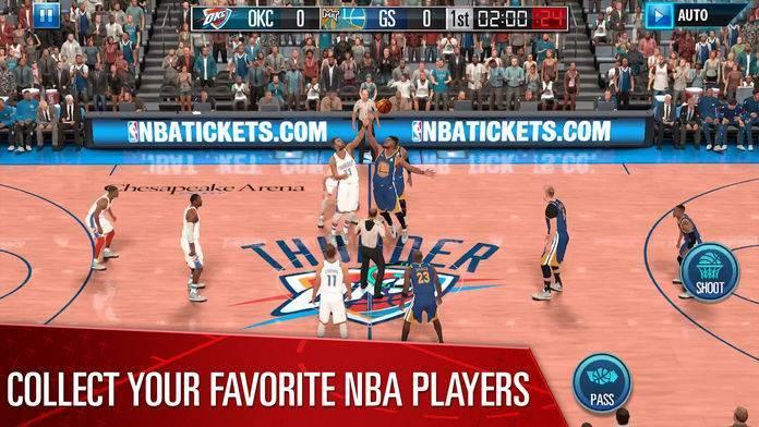 NBA2K20图1
