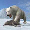 动物生存模拟器之北极熊