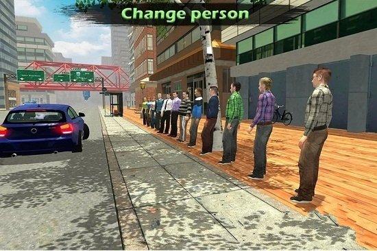 手动挡停车场图4