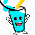 快乐玻璃画线(Happy Glass Draw)