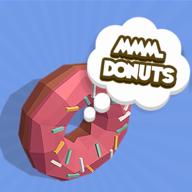 超級無敵的甜甜圈