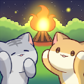 貓咪森林治愈露營
