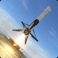 太空火箭第一階段著陸模擬器 v0.9.4