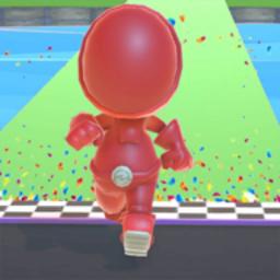 有趣的噴氣背包比賽3D