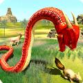 野生饑餓蟒蛇模擬器