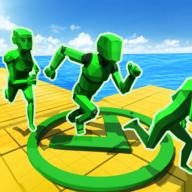 綠皮人類逃離比賽