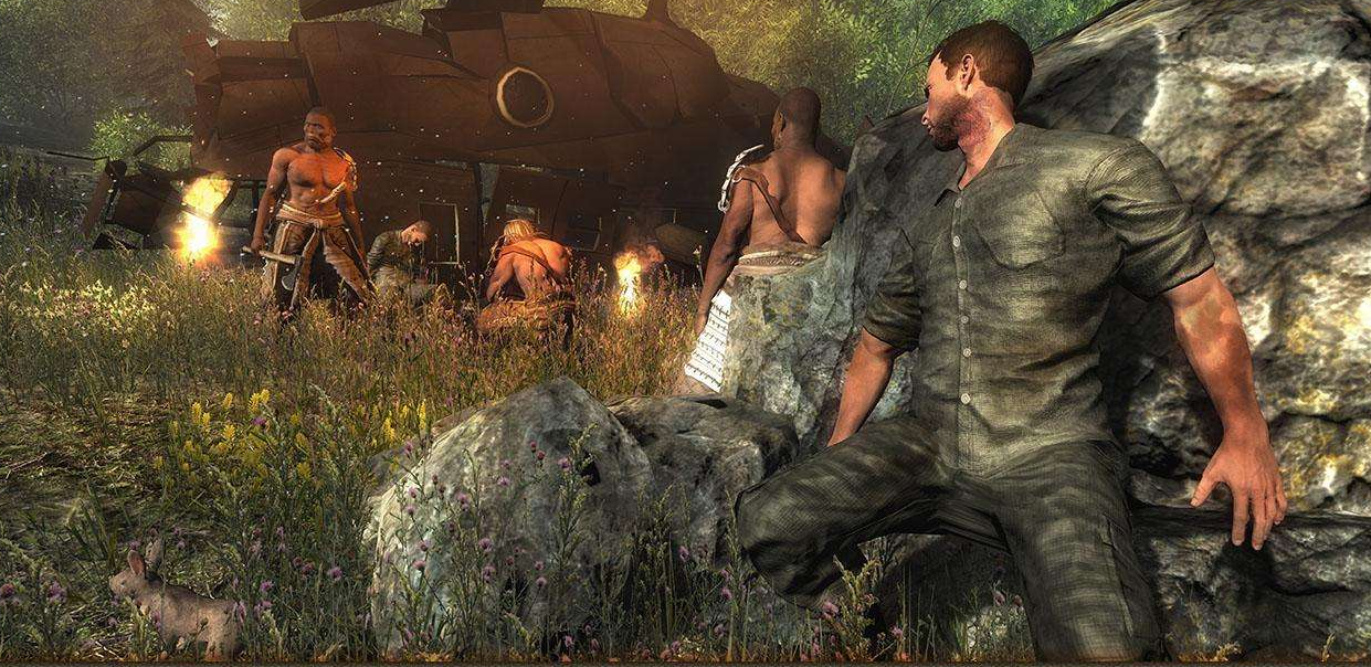 生存类探险游戏