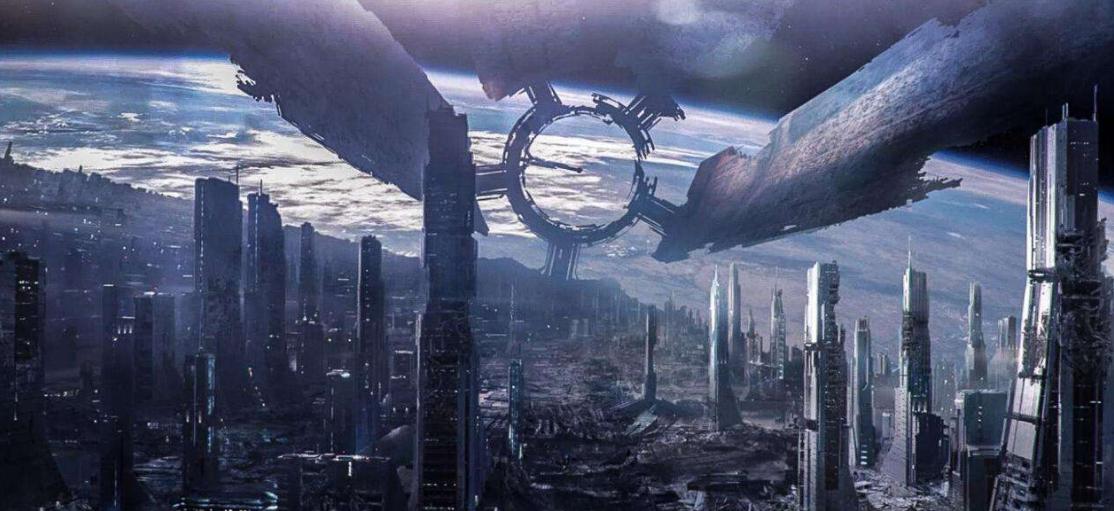 未來感十足的科幻手游