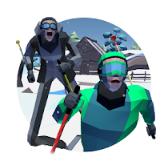 長腿滑雪比賽