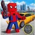 方块蜘蛛侠罪恶都市