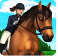 騎馬越障比賽