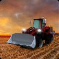 農業拖拉機3D