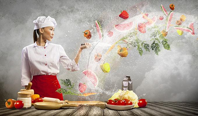 帶做菜視頻的美食app