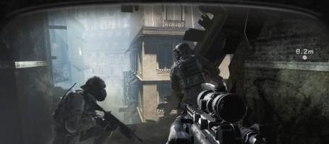 部隊里玩的射擊游戲