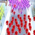 扩大团队(拥挤的城市)