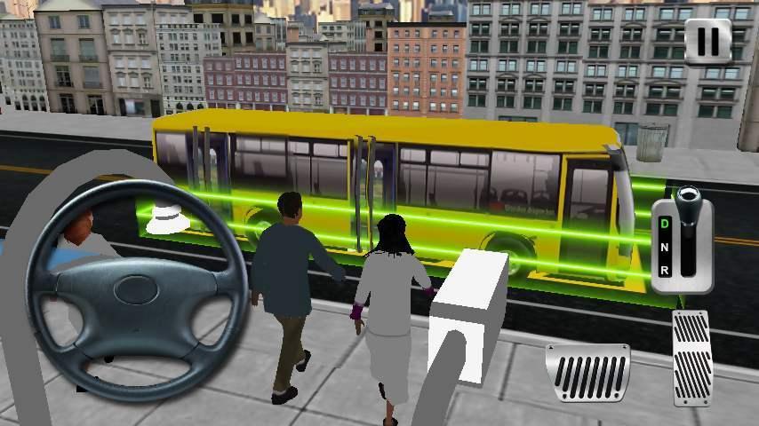 模擬公交車駕駛合集