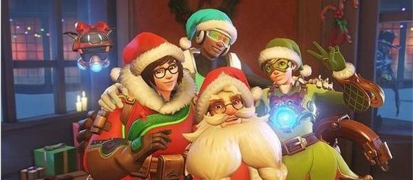 2019圣誕節在家玩的游戲