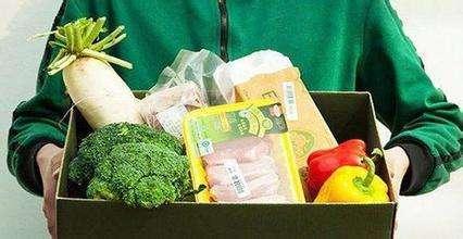 送蔬菜水果上門的app