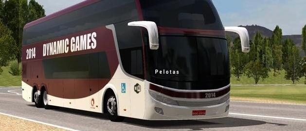 2020模擬駕駛長途大巴車