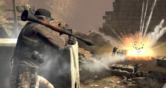 最公平的槍戰游戲