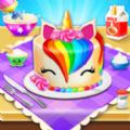 獨角獸蛋糕制作者