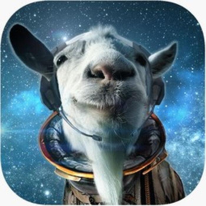 山羊模拟器之太空废物破解版