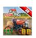 拖拉機推車模擬器
