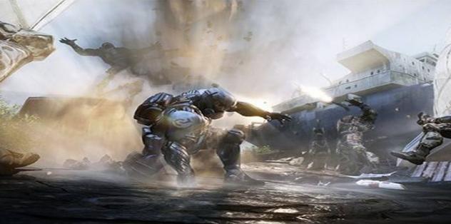 未来题材的战争游戏