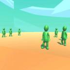 人類奔跑3D
