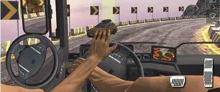 模拟卡车真实驾驶的游戏