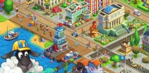 模擬建造的手機游戲