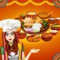 印度食譜廚師
