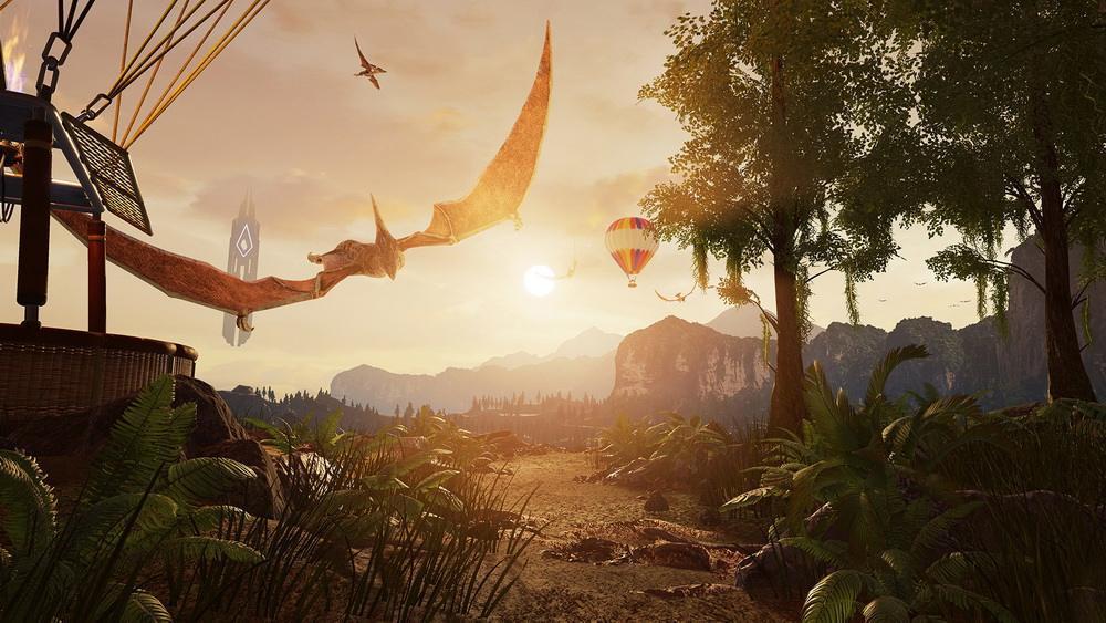 侏羅紀題材的游戲
