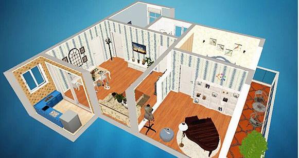 可以自己室內設計的app