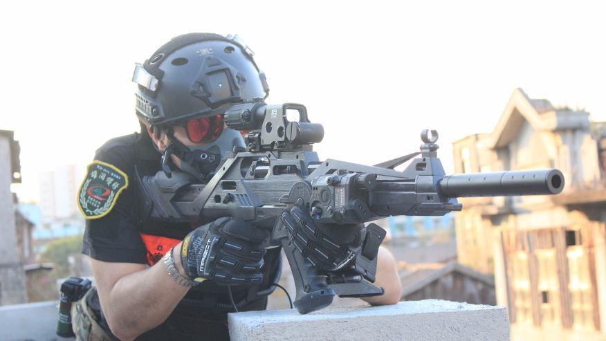 2020好玩的槍戰類游戲