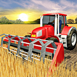 模擬農場卡車
