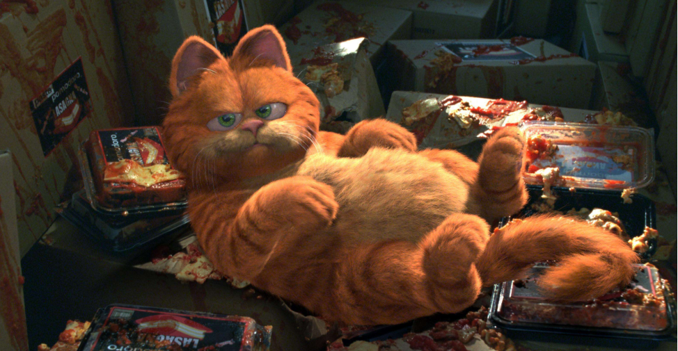 加菲貓題材的游戲