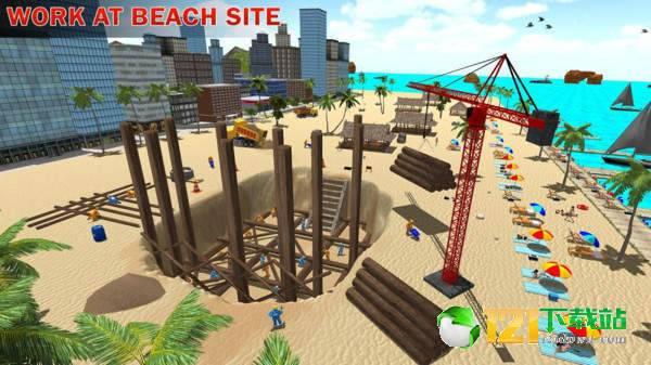 我的海滩别墅图2