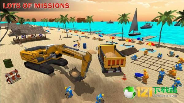 我的海滩别墅图3