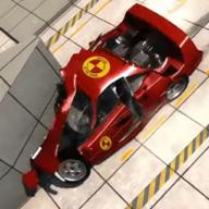 法拉利汽车碰撞试验