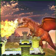 飞行恐龙仿照器