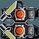 假面骑士铠武腰带模拟器
