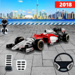 F1赛车泊车
