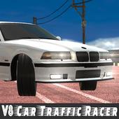 V8汽车交通赛车手