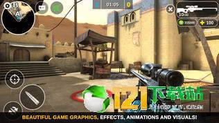 Counter Attack Multiplayer FPS图1